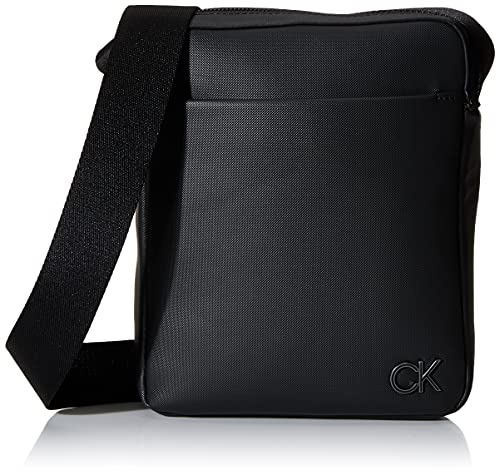 Calvin Klein, Reporter Uomo, Nero, 28 Inches, Extra-Large