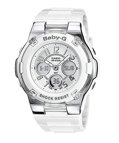 Casio Baby-G Damen-Armbanduhr Anaolg/ Digital Quarz BGA-110-7BER