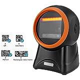 NADAMOO QR Code Scanner Wireless 2D Barcode...
