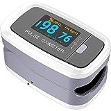 Best Oximeters - Pulse Oximeter Fingertip, Blood Oxygen Saturation Monitor Pulse Review