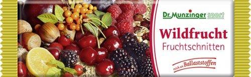 DR.MUNZINGER Fruchtschnitte Wildfrucht 50 g