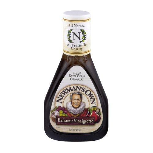 Newman's Own Balsamic Vinaigrette - 16fl oz