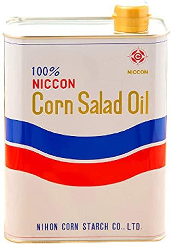 ニッコン コーンサラダ油 1.4kg 単品