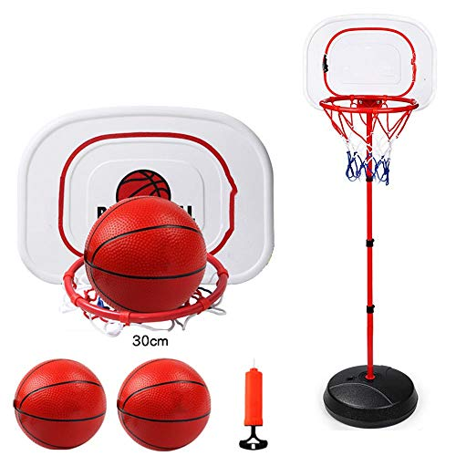Kids Basketball Stand Kinder tragbarer Bild