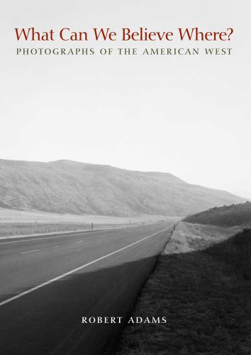 What Can We Believe Where?: Photographs of the American West (Yale University Art Gallery Series (YUP))
