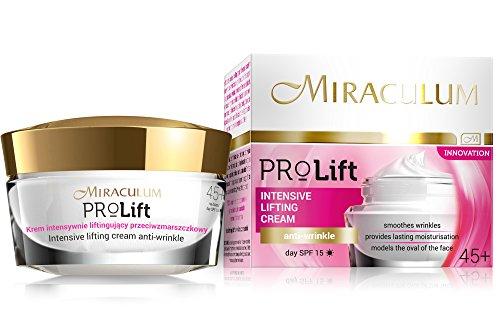Crème de jour anti-âge 45+ Lift intense avec SPF15 - ProLift - Miraculum