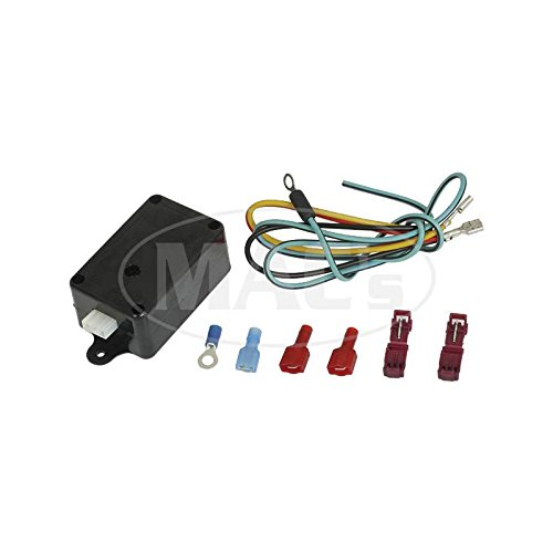 MACs Auto Parts 60-73955 Headlamp On Warning Kit