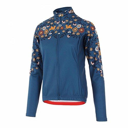 Uglyfrog Damen Sports Wear Radbekleidung Trikot Lange Ärmel Bike Shirt Rennrad Kleidung Tops