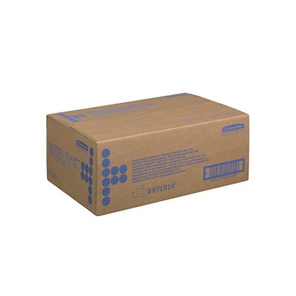 Kimberly-Clark 08971010 8971 Dispensador de Toallas de Manos Plegadas Desechables,