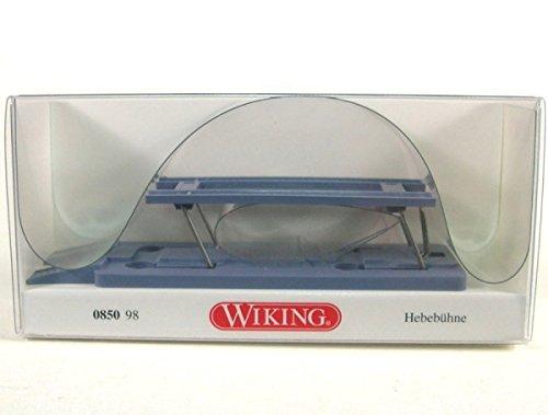 Wiking 085098 - Hebebühne - taubenblau (1:87)