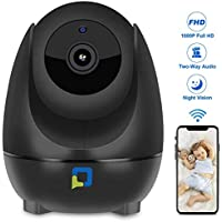 Optjoy Wireless Surveillance Security Camera Baby Monitor