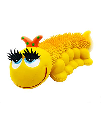 Sensory Caterpillar Dog Toy