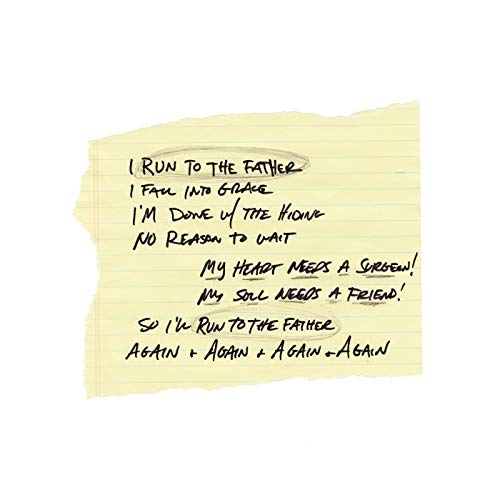 Run To The Father Album Cover