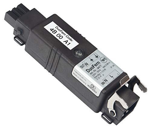 DuoFern Connect-Aktor 9477 - Funkfähiger Aktor für Rollladen-, Raffstoren- und Markisenmotoren