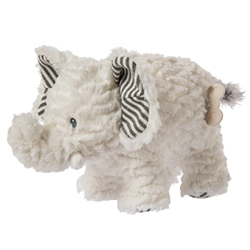 Mary Meyer Afrique Soft Toy with Wind Up Music, Elephant