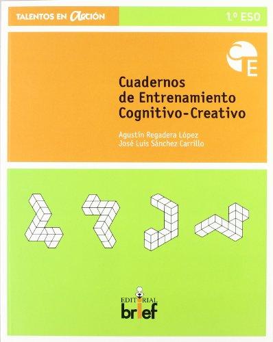 Cuadernos 1º eso entrenamiento cognitivo-creativo (Talentos en Acción)