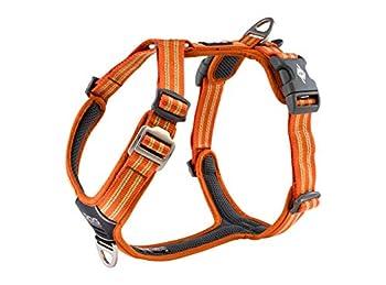 DOG Copenhagen Hundegeschirr V2 Walk Harness (Air) Orange Sun Taille M