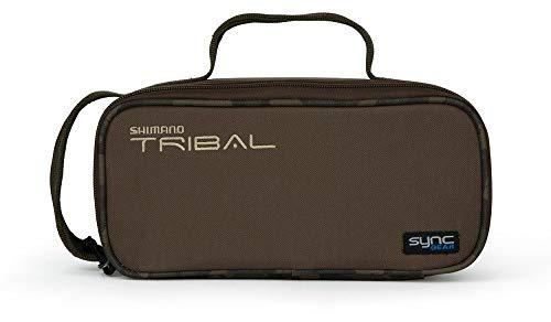 Shimano Tribal Coarse and Carp Fishing Sync Lead & bits Bag