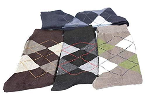 Chaussettes Business Homme (lot de 24 paires) Argyle Socks Gr. 39-42 /43-46 (39-42)