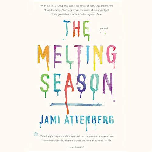 The Melting Season audiobook cover art