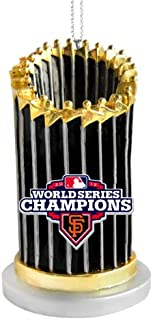 San Francisco Giants 2012 World Series Champions Trophy Ornament by FOREVER