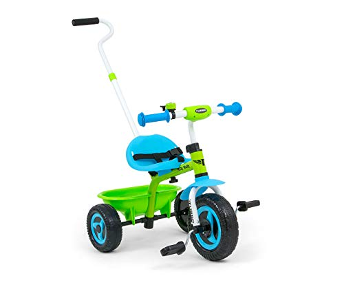 Milly Mally 5901761125306 Turbo Bike Cool, Multicolor