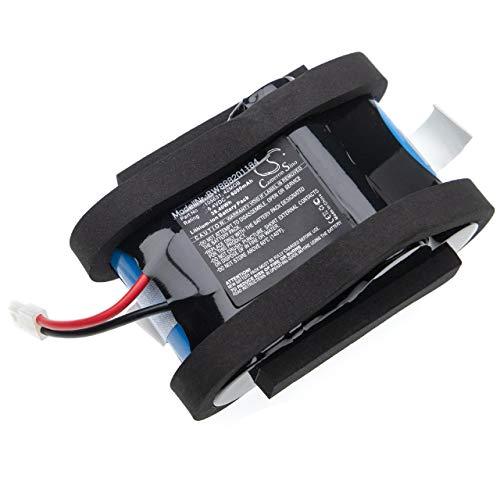 vhbw Batería compatible con Welch Allyn Spot Vital Signs Monitor tecnología médica como monitor del paciente (6000mAh, 6.4V, Li-Ion)