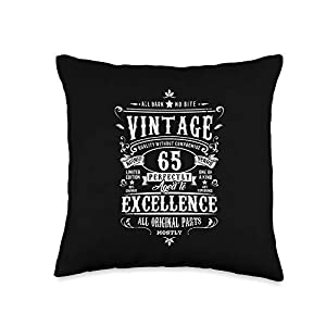 65 YEARS OLD VINTAGE Looking for Birthday Shirts for Men 65 Year Old Mens Gifts or Birthday Shirts for Women 65 Year Old Womens Gifts? This 65th Birthday Party Gift is for adults Awesome Since 1955. A 65th Birthday Shirt Men or 65th Birthday Shirt Wo...