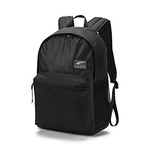 PUMA Unisex's Academy Backpack, Black, OSFA