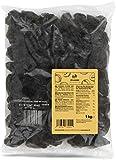 KoRo - Pflaumen Getrocknet 1 kg - Ungeschwefelte Trockenfrüchte ohne Stein und ohne Zucker