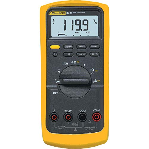 Fluke 83V Industrial Digital Multimeter New York