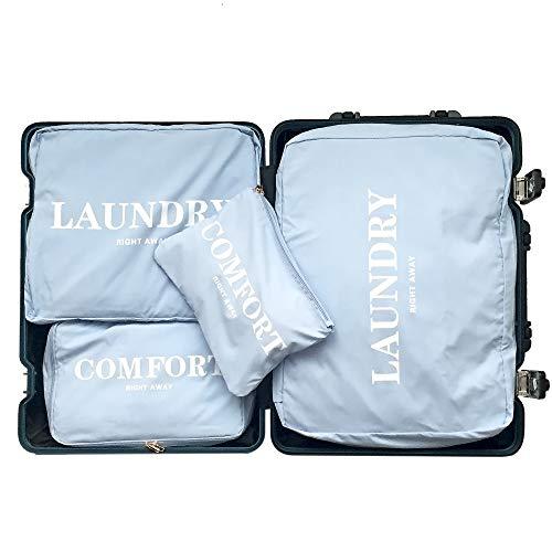 ダポケット(DaPocket)6点セットコンフォートソフト柔軟アレンジケーストラベルポーチ軽量多機能大容量旅行出張整理用インナーバッグメッシュポーチ洗濯機洗い可収納袋