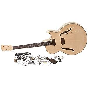 Cherrystone 4260180888904 kompletter Bausatz für Semi/Jazz Gitarre-GSH