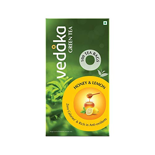 Amazon Brand - Vedaka Green Tea