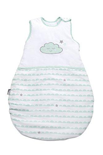 Saco de dormir de 70 cm para bebes roba, utilizable durante todo el año, fabricado en algodón transpirable, unisex, colección textil de roba