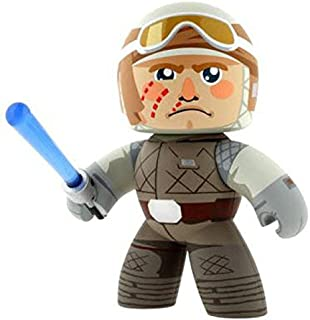 Star Wars Mighty Muggs 2009 Vinyl Figures Wave 2 Luke Skywalker (Hoth Gear)