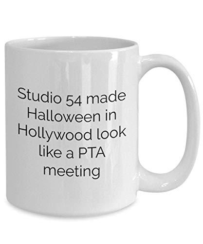 N\A Scary Spooky Coffee Mug House Kids Candy Boo Calabaza Esqueleto Tratar Fantasma Zombie Disfraz Bruja Embrujada Halloween Pirata Truco Regalo