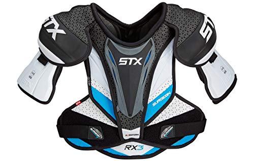 STX Ice Hockey Surgeon RX3 Senior Shoulder Pad, Large