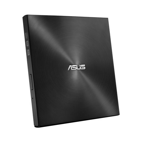 ASUS SDRW-08U7M-U/BLK/G/AS External DVD Optical Drive with M-Disc Support, Ultra Slim, Mac Compatible