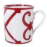 エルメス HERMES ガダルキヴィール レッド マグカップ シングル 300ml 011032P1 【並行輸入品】 11032p1