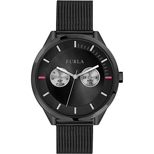 orologio multifunzione donna Furla Metropolis trendy cod. R4253102528