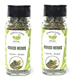 Essential Blends Organic Mixed Herbs is an essential addition to any kitchen. Each ingredient is selected to enhance the flavor of your savory dishes, from soups and stews to sauces and gravies. Dried herbs retain 3 times more aroma and flavor.Simply...