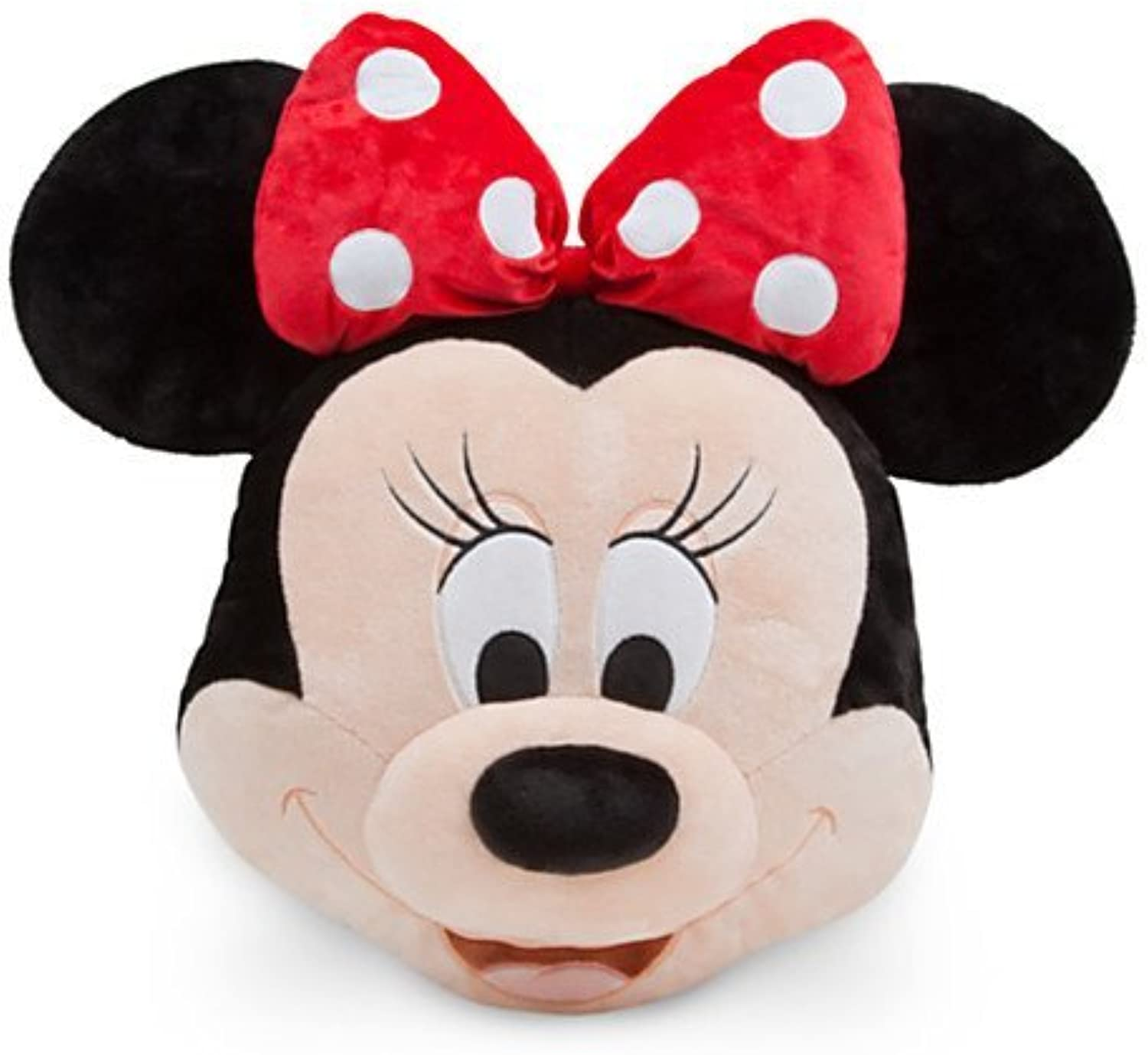 Minnie Mouse Plush Pillow - rot - 16'' by Disney