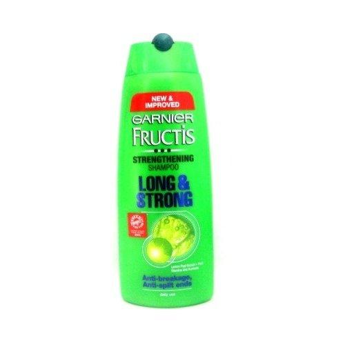 Garnier Fructis Long & Strong Strengthening Shampoo - 175ml (Pack of 2)