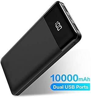 High quality power bank power bank Power bank 10000mAh portable phone external battery charger dual USB rechargeable power bank for iPhone Xiaomi PoverBank
