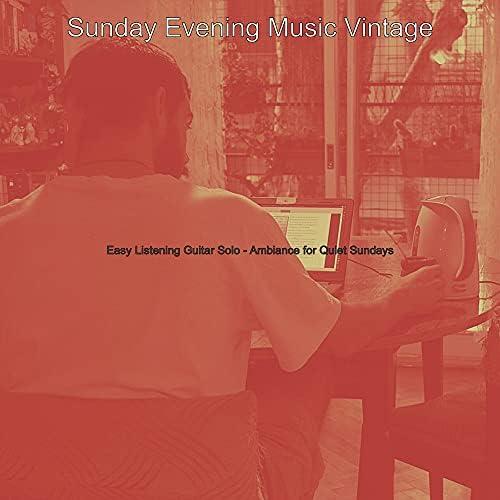 Sunday Evening Music Vintage