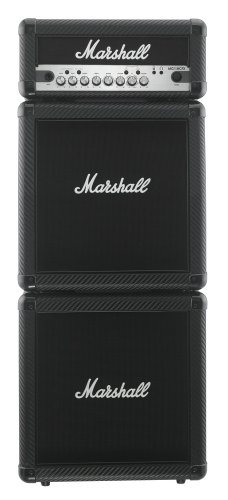 Marshall MG15CFXMS MG Series 15-Watt Guitar Combo Amp with Two 1x10-Inch Speaker Cabinets