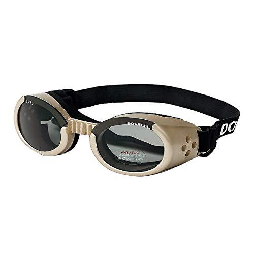Doggles ILS Hunde-Sonnenbrille, verchromt