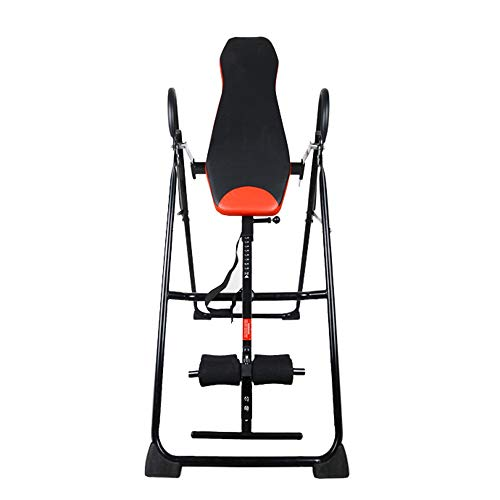 Great Features Of Indoor Fitness Exercise - Household Adjustable Inversion Table for Sports Enthusia...