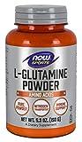 Now Foods Sports L-Glutamine Powder (5.3 Oz) Pure Powder, Nitrogen Transporter*, Amino Acid